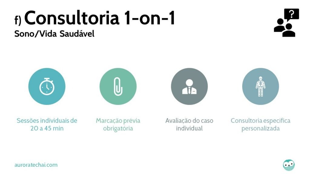 Consultoria 1-on-1 Aurora - Serviços nas empresas